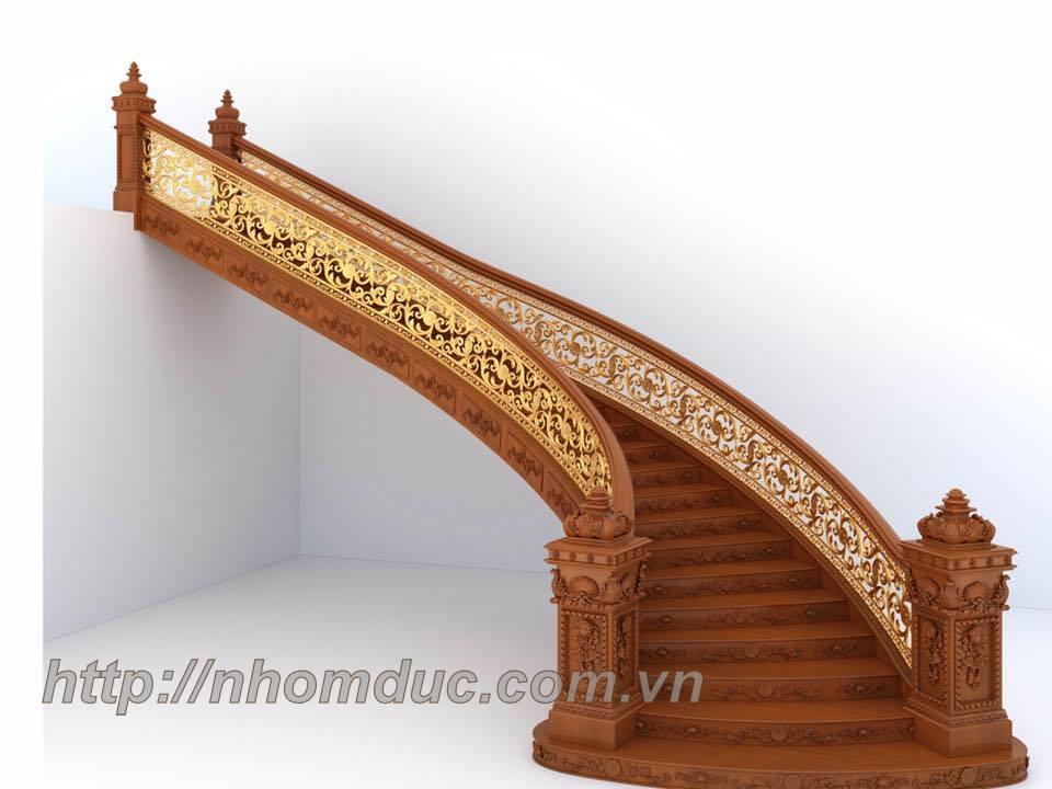 Cầu thang nhôm đúc, Nhôm đúc Fuco