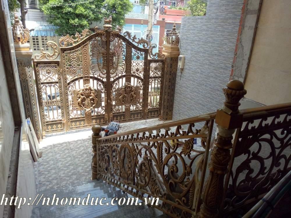 cổng nhôm hợp kim Hưng Yên, cổng nhôm hợp kim  Khánh Hòa, cổng nhôm hợp kim  Nha Trang