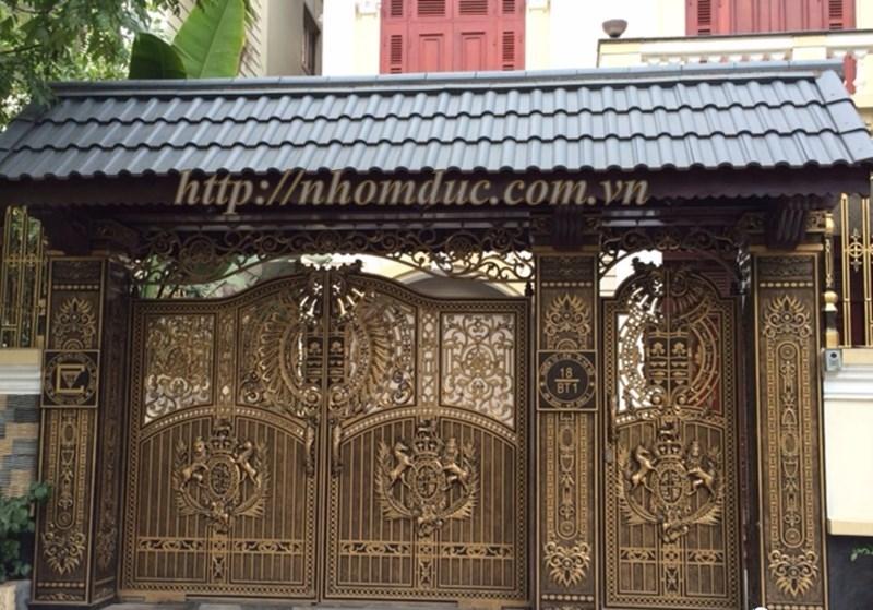 Báo giá nhôm đúc hợp kim Từ khóa: báo giá các loại cửa cổng