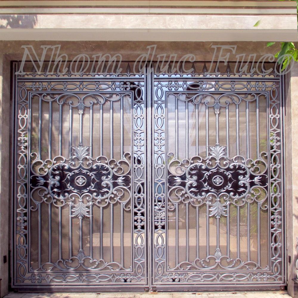 Cổng cửa nhôm đúc,  Nhôm đúc Hà Nội, các dòng sản phẩm nhôm đúc như cửa nhôm đúc