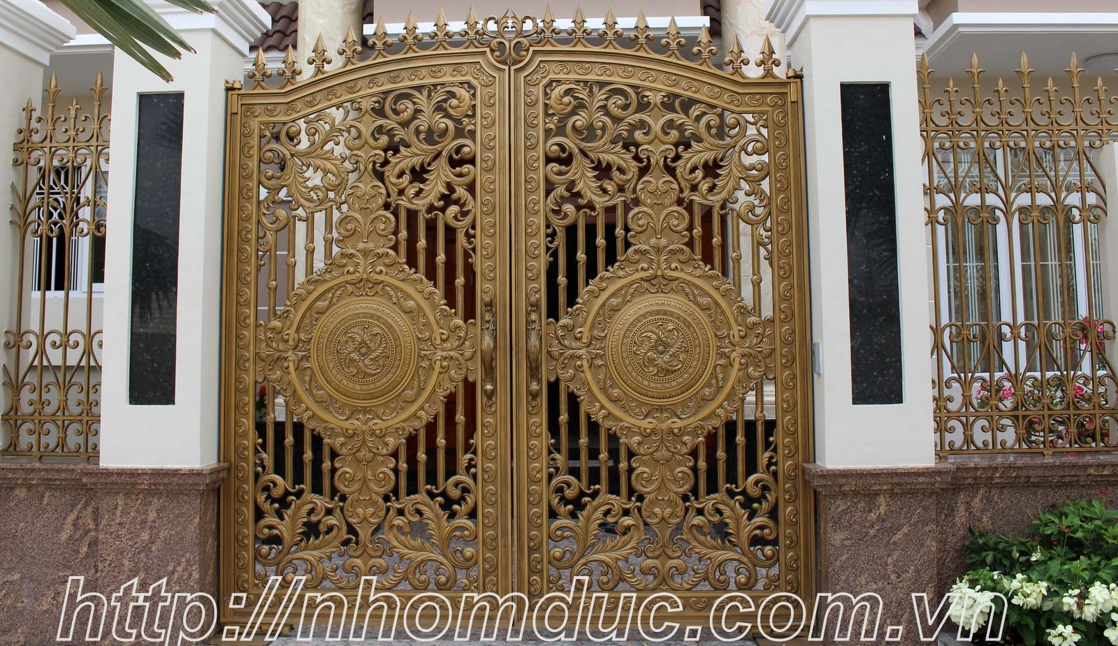 cổng nhôm đúc giá rẻ Fuco Tân Uyên, cổng nhôm đúc giá rẻ Fuco Bến Cát, cổng nhôm đúc giá rẻ Fuco Bình Phước