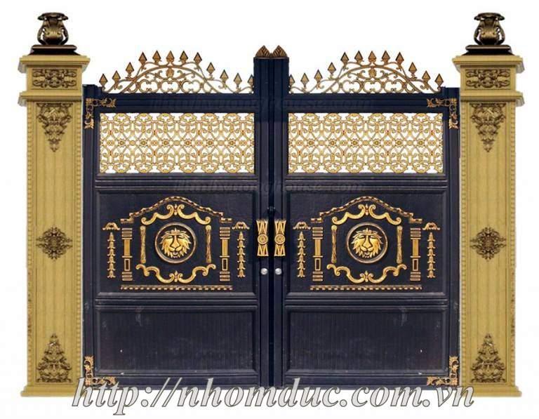 cổng nhôm đúc giá rẻ Fuco Đồng Xoài, cổng nhôm đúc giá rẻ Fuco Bình Long, cổng nhôm đúc giá rẻ Fuco Phước Long, cổng nhôm đúc giá rẻ Fuco Bình Thuận