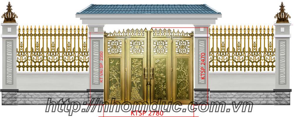 Cổng nhôm đúc quận 1, Hồ Chí Minh, Nhôm đúc Fuco, cong nhom duc quan 1, cổng nhôm đúc quận 2, cong nhom duc quan 2