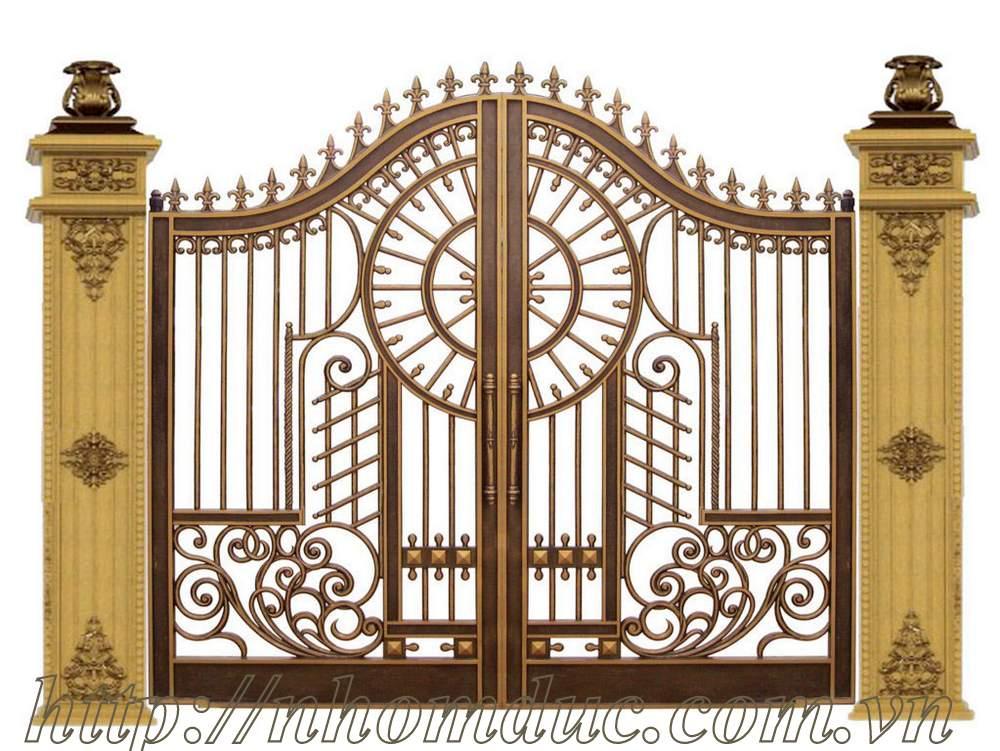 Công nghệ đúc tân tiến hiện nay cho phép bạn mang những thiết kế đặc sắc, thẩm mỹ lên những hàng rào nhôm đúcmà mình mong muốn