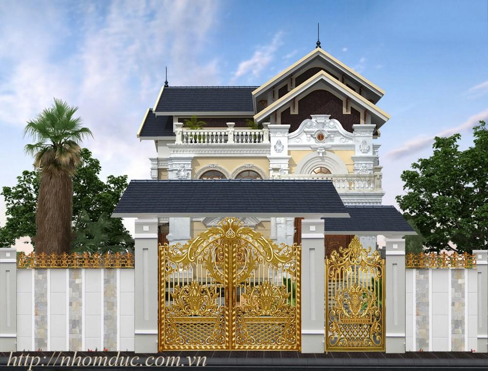 cổng nhôm hợp kim  Nha Trang,cổng nhôm hợp kim  Cam Ranh, lắp cổng nhôm đúc Fuco Ninh Hòa, lắp cổng nhôm đúc Fuco