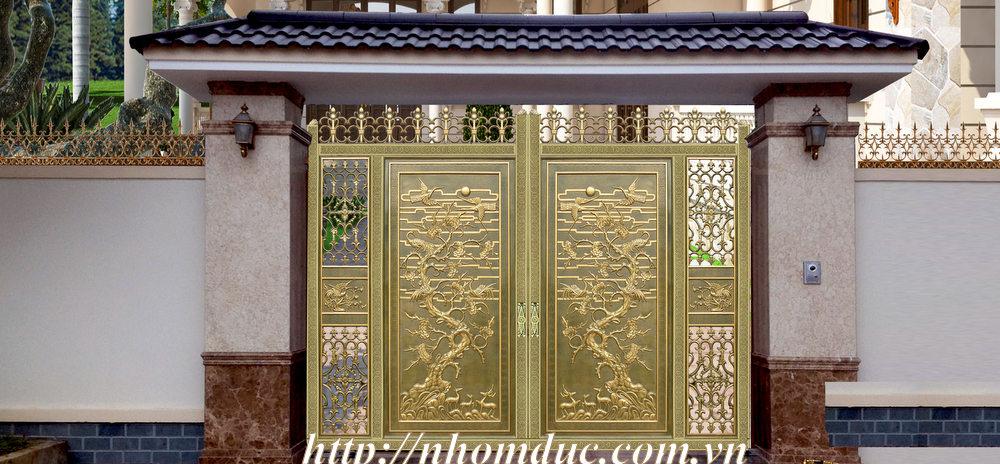 cửa nhôm đúc Fuco mẫu mã đẹp, sản xuất công nghệ Nhật Bản, sơn tĩnh điện cao cấp. Cửa nhôm đúc chất lượng cao nhất.