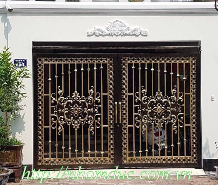lắp cổng nhôm đúc Fuco Kiên Giang, lắp cổng nhôm đúc Fuco Rạch Giá, lắp cổng nhôm đúc Fuco Hà Tiên
