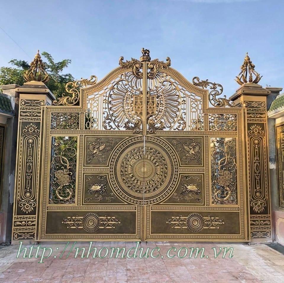 cửa cổng biệt thự nhôm đúc Fuco Ngã Năm, cửa cổng biệt thự nhôm đúc Fuco Sơn La, cửa cổng biệt thự nhôm đúc Fuco Tây Ninh