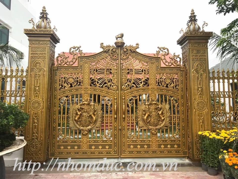giá nhôm đúc Fuco tại Bắc Kạn, giá nhôm đúc Fuco tại Bạc Liêu, cửa cổng hợp kim nhôm đúc Bắc Ninh