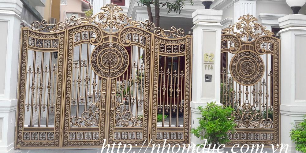 Giá cửa hợp kim nhôm đúc, Báo giá nhôm đúc tại Hà Nội