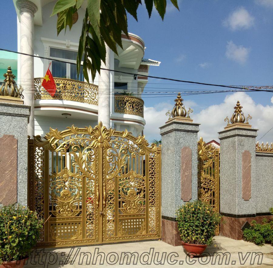 Cty Fuco chuyên sản xuất, lắp đặt các loại cổng, lan can, hàng rào