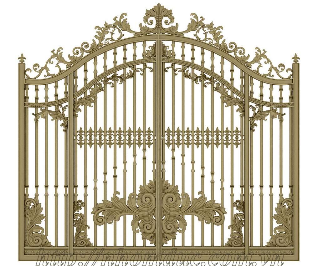 Theo yêu cầu của quý khách, có các loại kích thước phù hợp với từng ngôi nhà, quý khách lưu ý chọn cổng cửa nhôm đúc Fuco trên thước lỗ ban