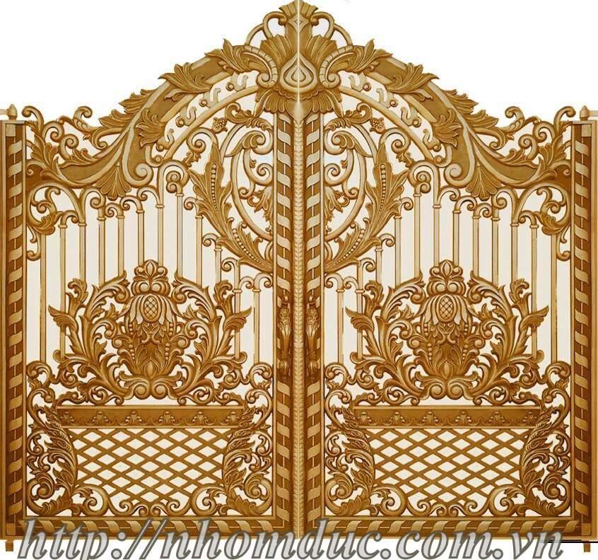 999 mẫu cổng biệt thự mẫu thiết kế đẹp