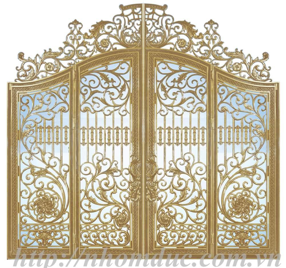 999 mẫu cổng biệt thự mẫu thiết kế đẹp, cổng biệt thự đẹp