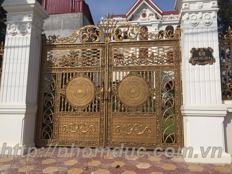 Công ty Fuco xin giới thiệu đến quý khách hàng mẫu cong nhom duc phù điêu phong thủy, mỗi mẫu cổng