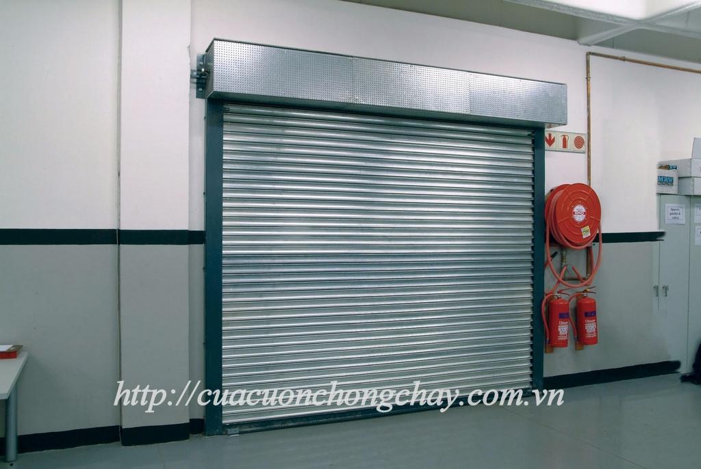 cửa cuốn chống cháy tại hà nội