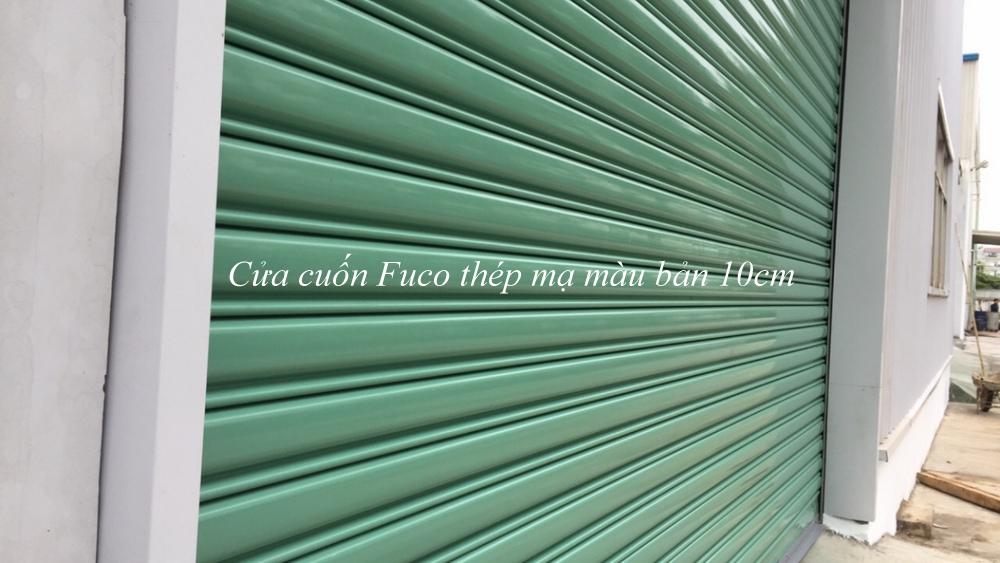 Fuco chuyên cửa cuốn đức tại hà nội, Cửa cuốn đài loan