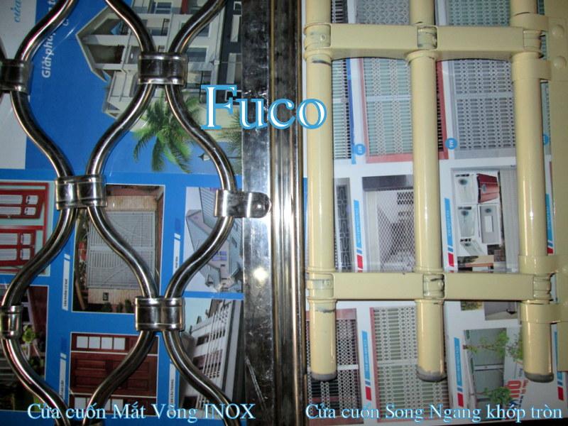 Công ty Fuco là doanh nghiệp chuyên sản xuất và lắp đặt cửa kéo Đài Loan, cửa cuốn, cửa lõi thép uPVC