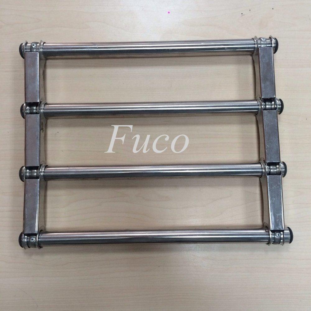 Cty Fuco chuyên sản xuất và lắp đặt cửa cuốn song ngang inox và cửa cuốn song ngang sơn tĩnh điện được sản xuất bởi Fuco, liên hệ Fuco để biết giá cả rẻ