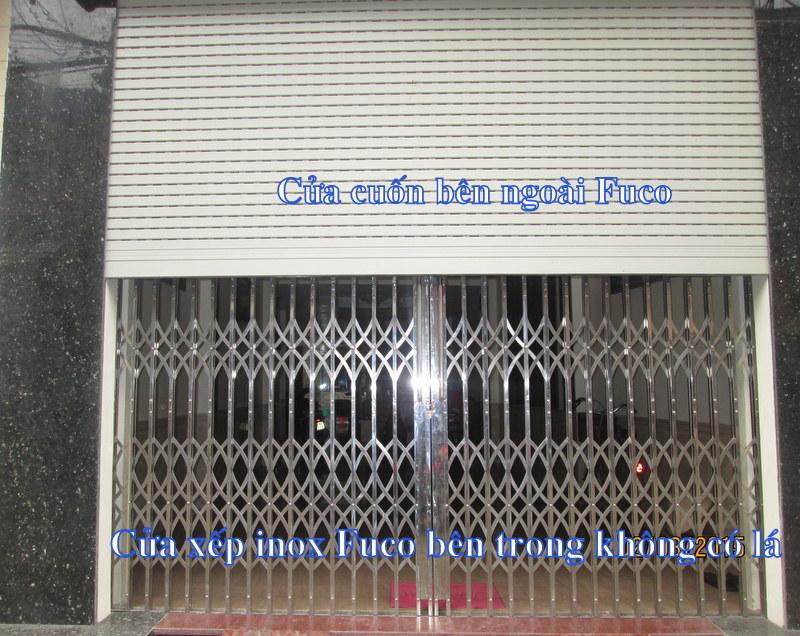 Báo giá cửa xếp INOX tại Hà Nội, báo giá cửa xếp tốt nhất có giá từ nhà sản xuất đến khách hàng tiêu dùng. kHách hàng liên hệ để nhận báo giá cửa xếp