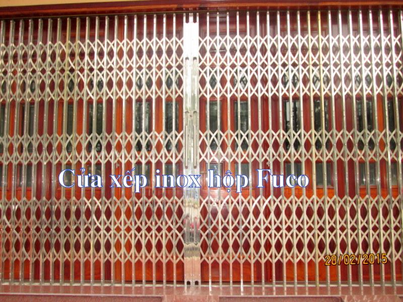 Báo giá cửa xếp tại Hà Nội, Cửa xếp Hà Nội