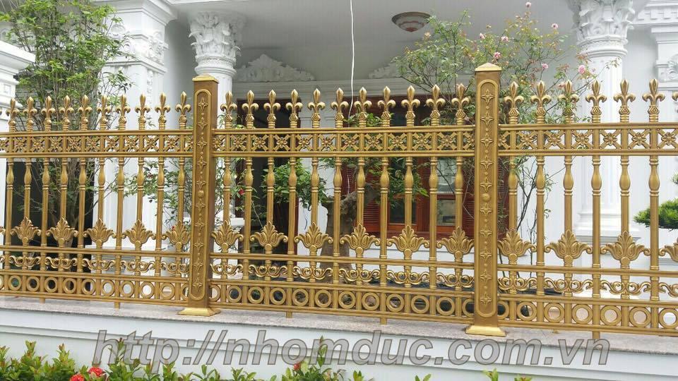 Cửa nhôm đúc dạng kín Hà Nội, Chúng tôi chuyên sản xuất, lắp đặt, thi công các loại: Cổng nhôm đúc, cổng biệt thự
