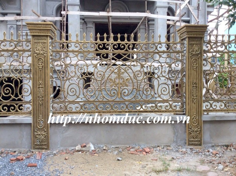 lắp cổng nhôm đúc Fuco Đà lạt, lắp cổng nhôm đúc Fuco Bảo Lộc, lắp cổng nhôm đúc Fuco Lạng Sơn, lắp cổng nhôm đúc Fuco Lào Cai