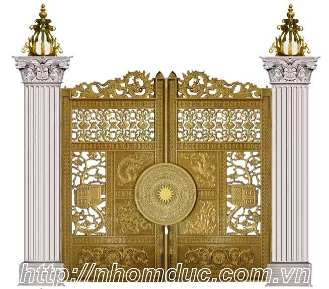 liên hệ với công ty hợp kim nhôm đúc công nghệ Nhật Bản, để biết về báo giá cửa, cổng nhôm đúc cao cấp.
