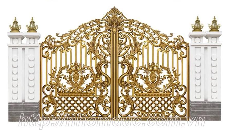 Xu hướng trong việc thiết kế cổng nhôm đúc, Xu hướng thiết kế
