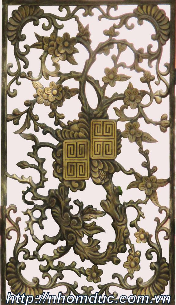 Cổng nhôm đúc Fuco, Mẫu thiết kế nhôm đú Fuco