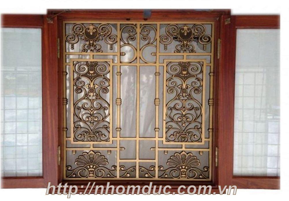 Giới thiệu về các sản phẩm cổng, cửa nhôm đúc và các loại lan can, cầu thang, bông gió nhôm đúc chất lượng cao.