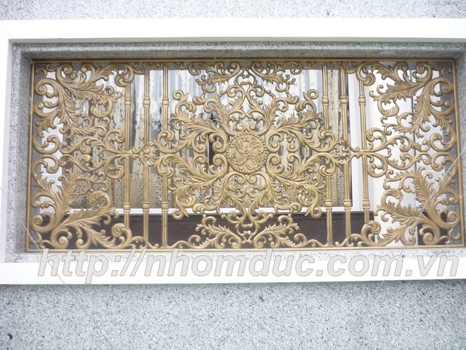 Cổng đúc hoa văn hợp kim nhôm đố Inox,Cửa đi,Hàng Rào,Chông gai.Ban Công