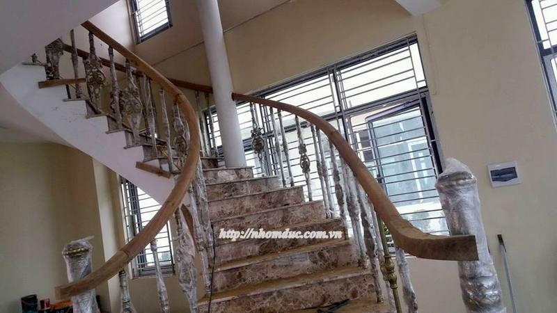 Giới thiệu chung, giới thiệu về cty nhôm đúc Fuco. ... Cầu thang nhôm đúc bền, đẹp, thẩm mỹ; Ban công hợp kim nhôm đúc, ban công nhôm đúc