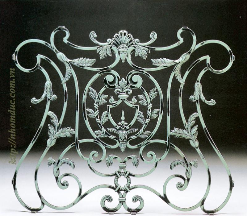 hông thường, để đưa ra được giá cửa cổng nhôm đúc cũng là một điều khá khó đối với người thợ