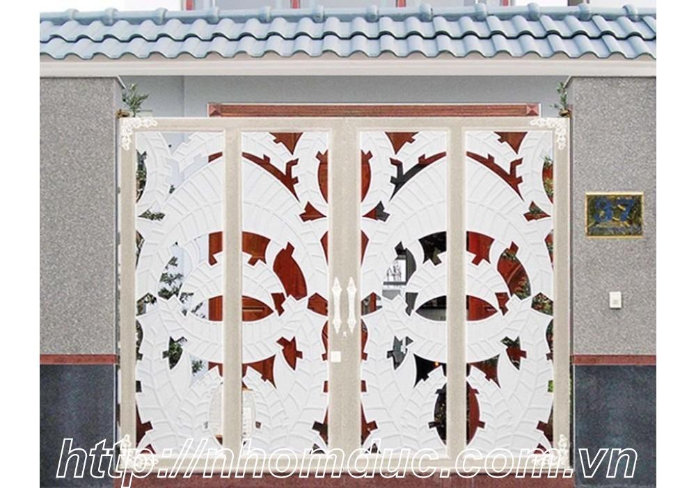 Cổng nhôm đúc Nam Định, Nhà máy nhôm Đúc Hải Vân, Hải Hậu