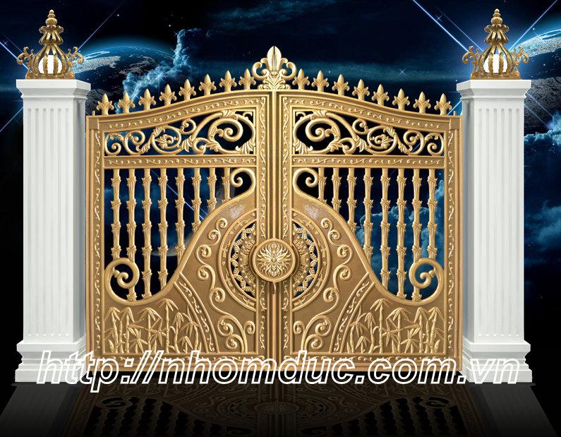 giá cổng đồng đúc, Bảng giá cửa cổng đúc hợp kim nhôm, báo giá cổng nhôm đúc, cổng nhôm đúc, cổng đồng đúc, đúc đồng.