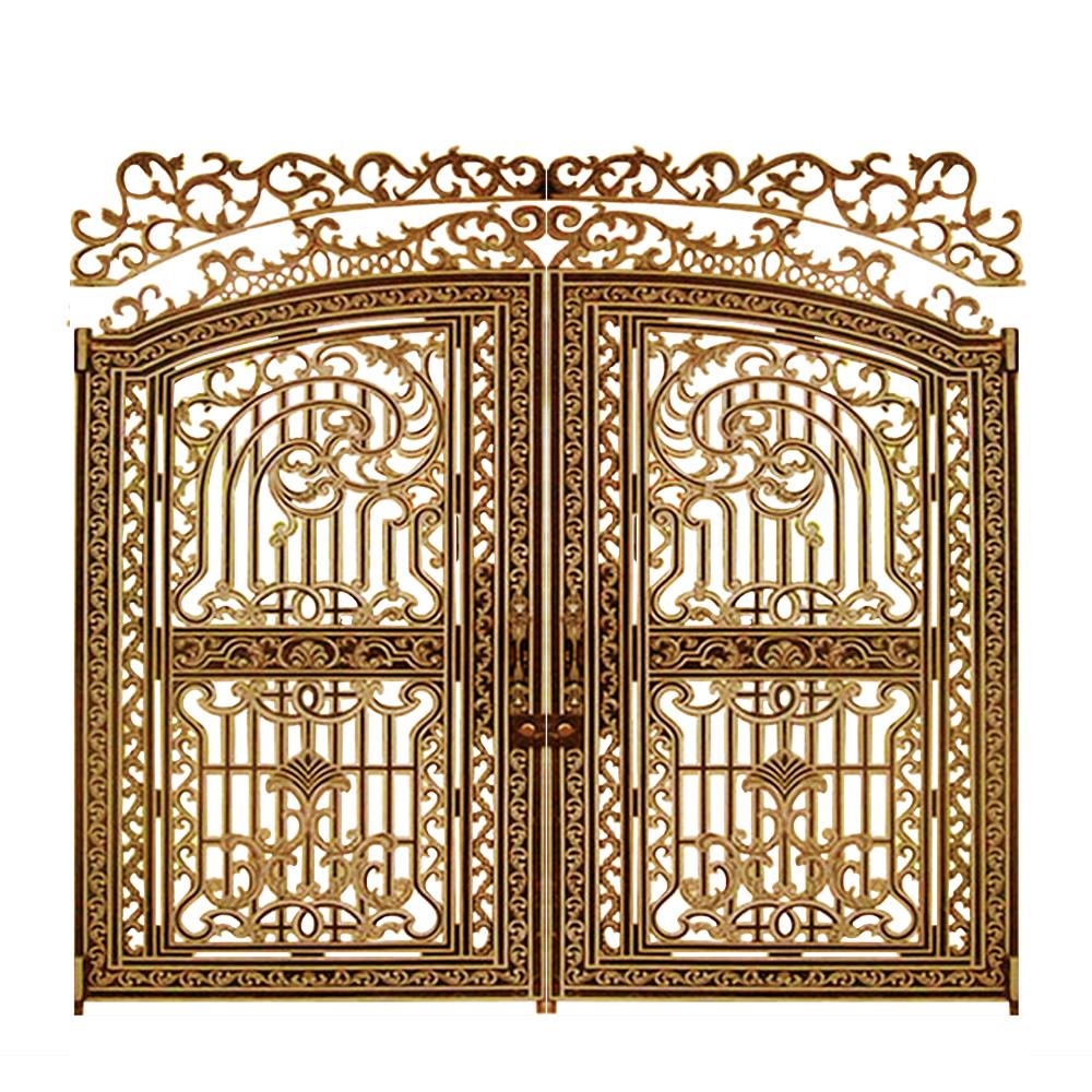 Giới thiệu quy trình thiết kế cổng nhôm đúc