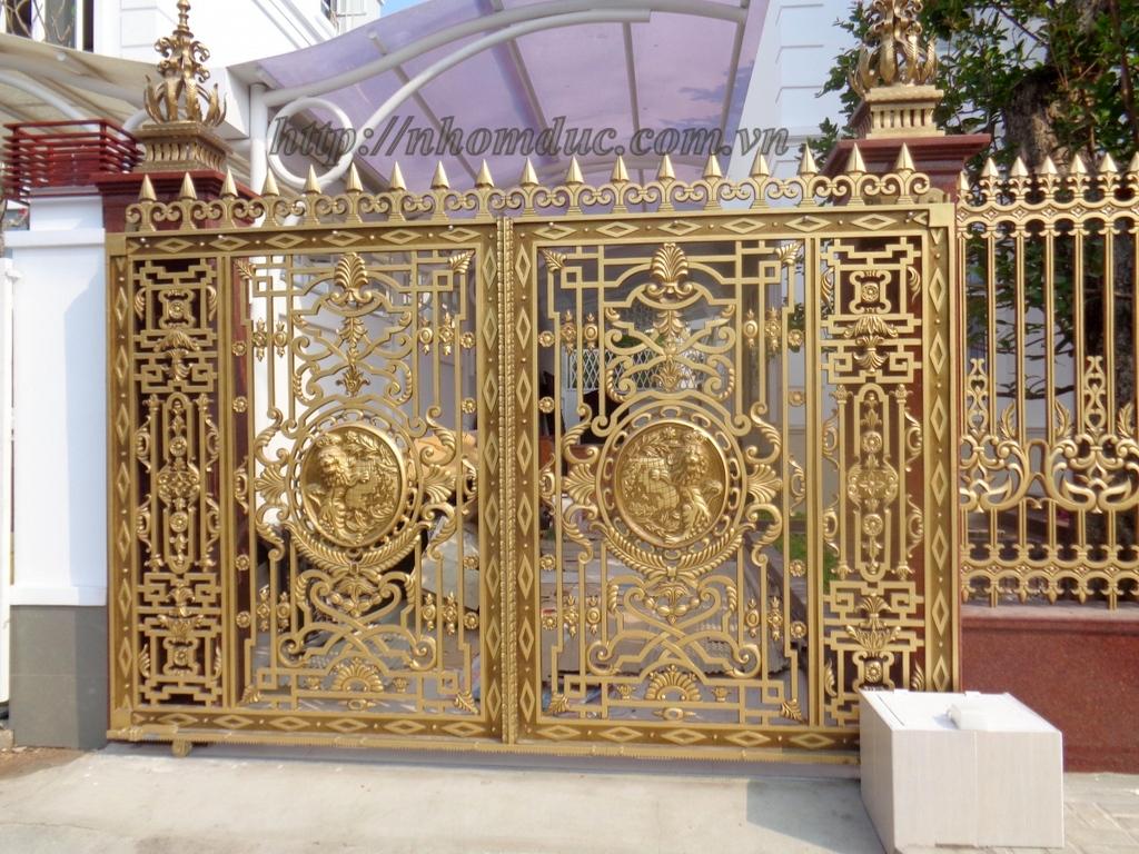 cty Fuco chuyên sản xuất lắp đặt các loại cổng cửa nhôm đúc, chúng tôi lắp đặt nhôm đúc tại các tỉnh thành