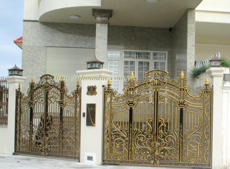 Mẫu cửa nhôm đúc GAT 101