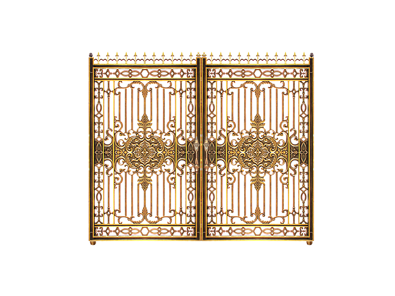 cửa cổng nhôm đúc Fuco mẫu mã đẹp, sản xuất công nghện Nhật Bản, sơn tĩnh điện cao cấp. Cửa cổng nhôm đúc chất lượng