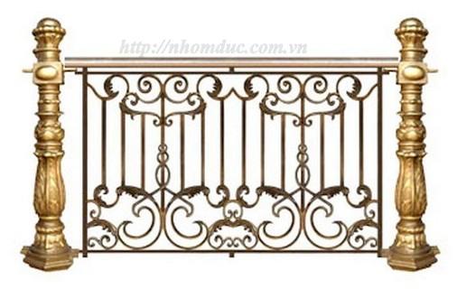 , Cty nhôm đúc Fuco chuyên thi công cửa nhôm đúc, cổng nhôm đúc, hàng rào nhôm đúc, ban công nhôm đúc