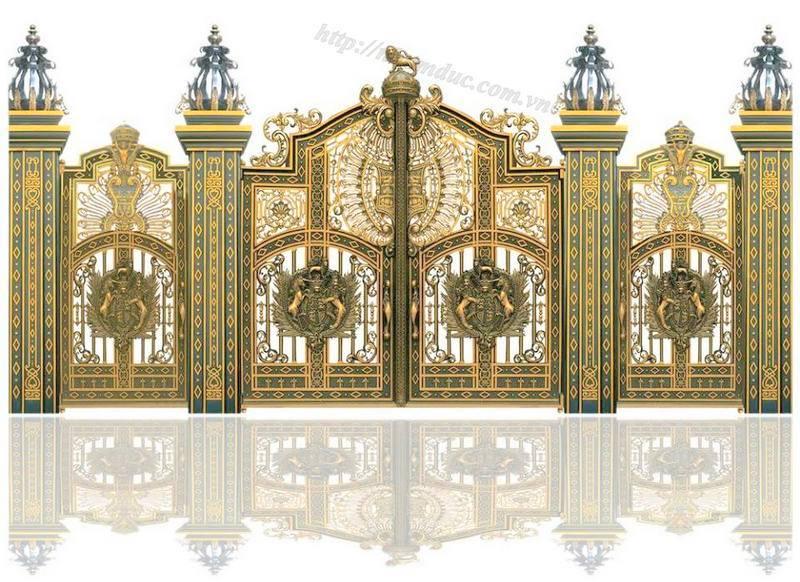 Thiết kế theo yêu cầu, thiết kế các mẫu cửa nhôm đúc, thiết kế mẫu cổng nhôm đúc, thiết kế mẫu hàng rào, thiết kế mẫu lan can.